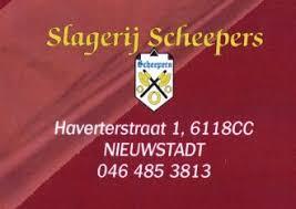 Slagerij Scheepers